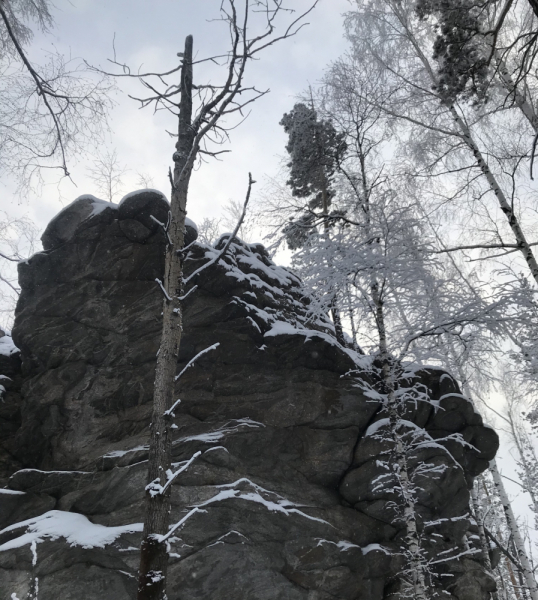 Знакомая кривая дорога короче, чем незнакомый прямой путь. Однодневные поездки по Уралу из Челябинска.