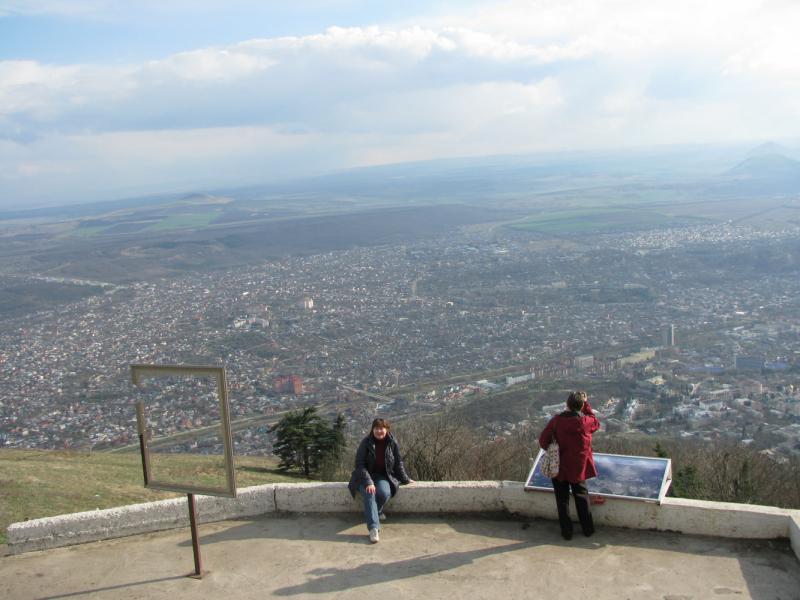 Пятигорск санаторный и туристический