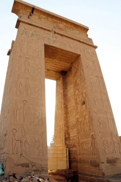 Древний Египет за шесть дней. Январь 2021