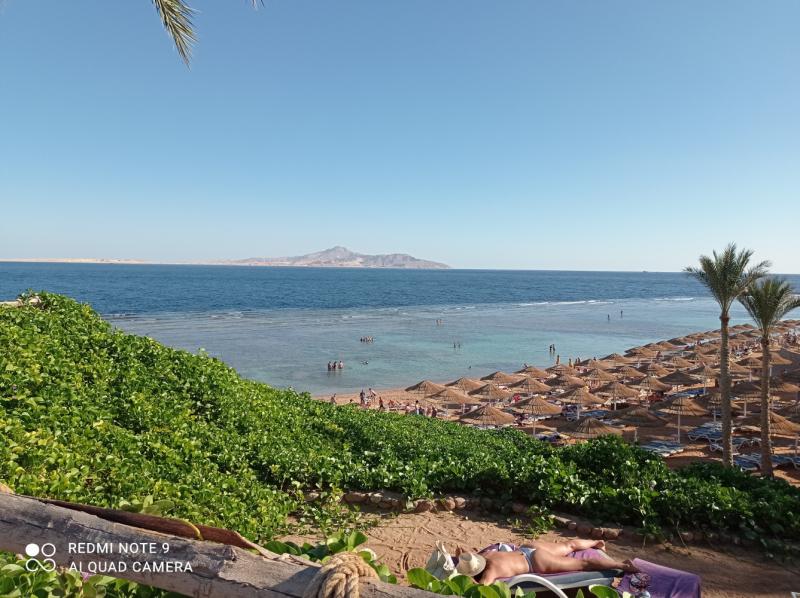 Отель Nubian Island*****, Шарм-эль-Шейх, январь 2021 г.