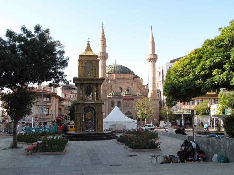 Вело Турция сентябрь 2020г