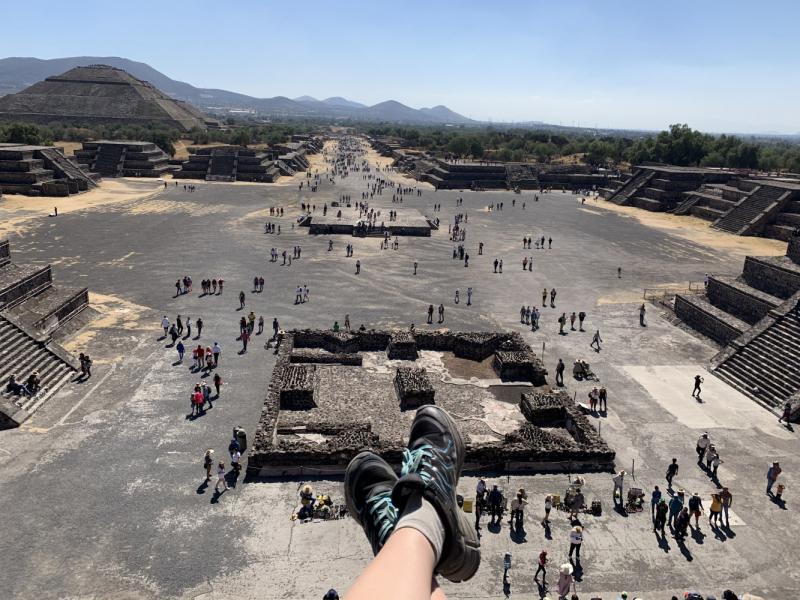Мексика в моем сердце. Чудики снова в деле)