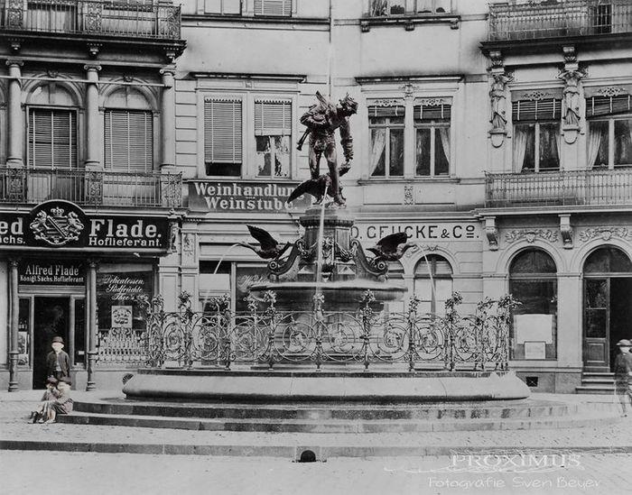 Дрезден - королевство барокко