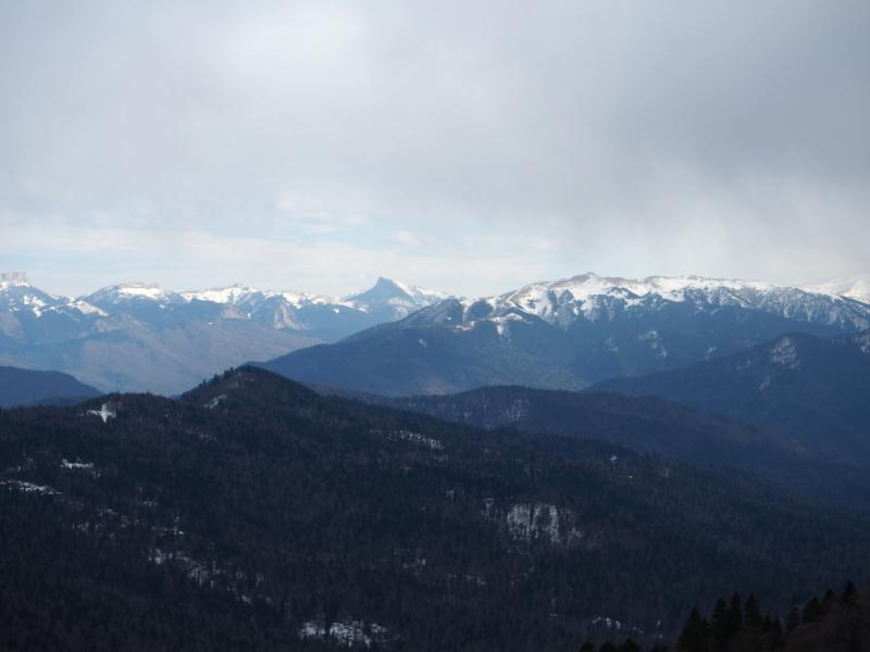 Горы, Море, Адыгея! Февраль 2021 г