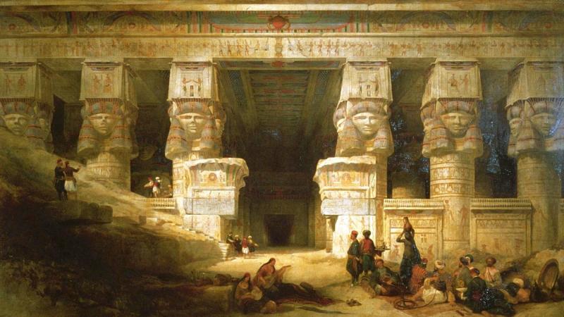 Тутнамнехамон: На самолетах по Египту (Каир-Асуан-Луксор-Шарм-эль-Шейх)