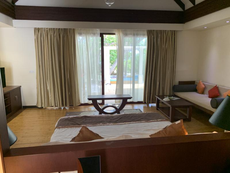 Furaveri Island Resort & Spa март - апрель 2021