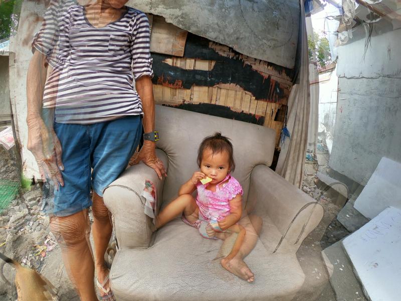 Филлипины и Балабак. Боракай-Камотес-Бохол-Балабак, Манилла трущобы Много фото