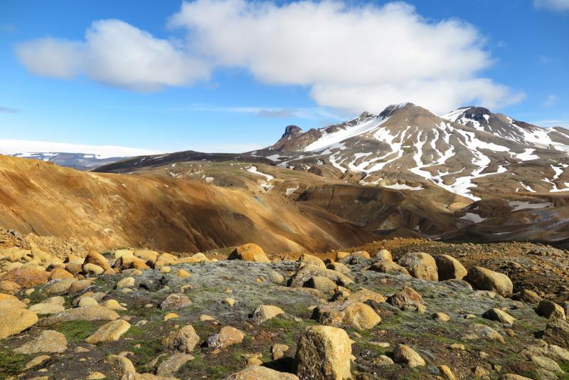 17 дней в Исландии в ковидное время (июль-август 2020 г)
