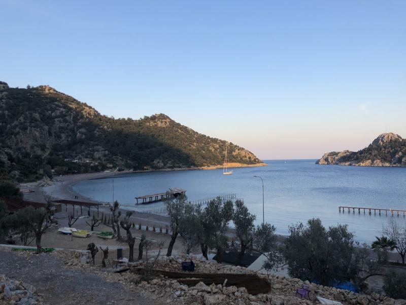 Турция, яхтинг Мармарис-Чифлик-Экинчик-Сарсала-Фетие-Чифлик-Мармарис 26.03-03.04.2021