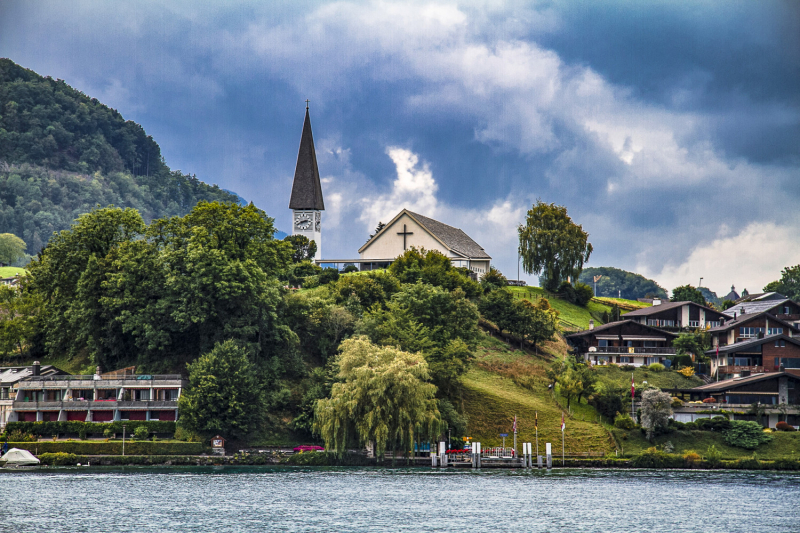 Swiss, Thunersee