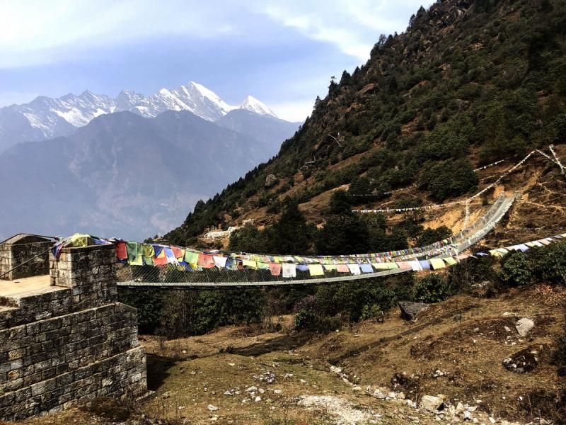 Непал послековидный или Распечатать Ампфулапча.