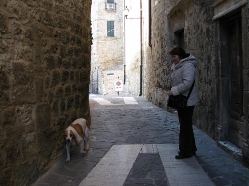 Итальянские зарисовки. А – Абруццо.                              Пескара, Асколи-Пичено, Чивителла дель Тронто