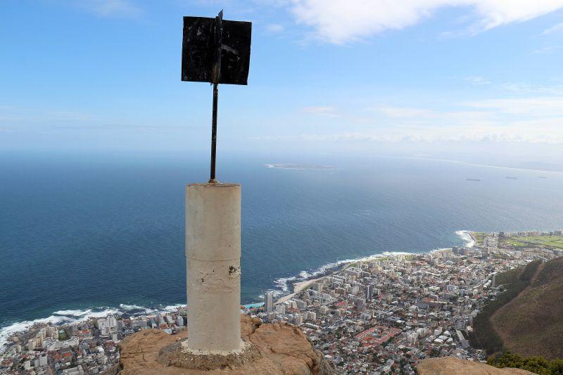 ЮАР. Кейптаун. Март 2021. Прокатимся на «третей волне»