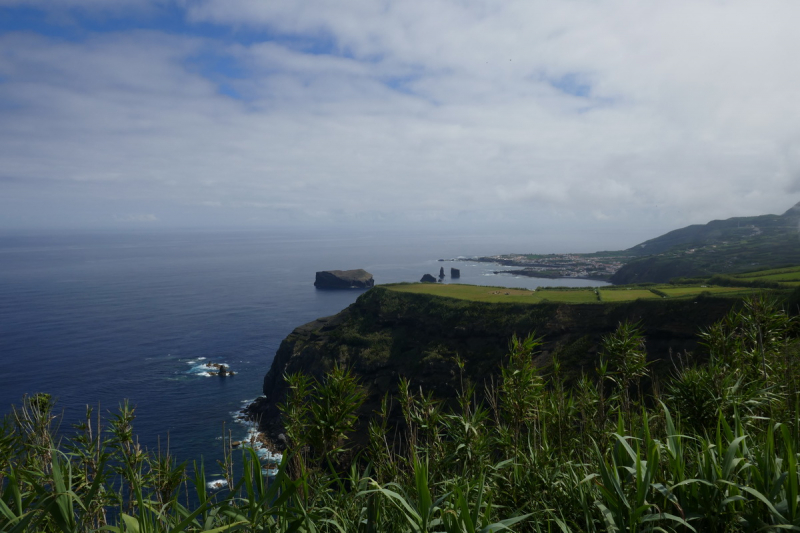 Азорские острова. Non-stop трекинг. Без машины за 11 дней 5 островов. Бюджетно. Июнь 2018.