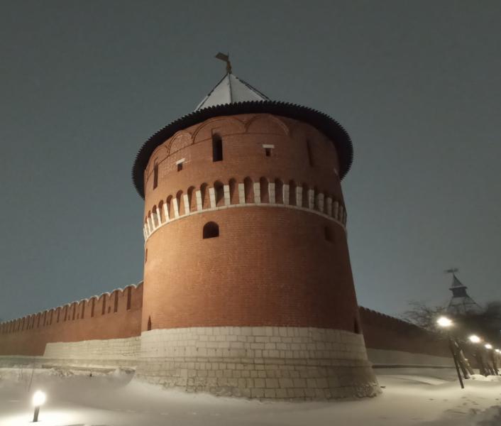 Тула в феврале. Один день из Нижнего Новгорода