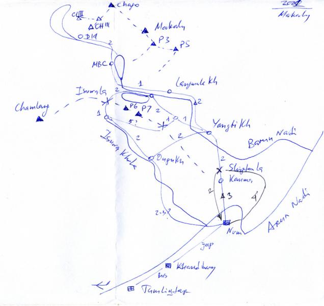 Док и Турик опять в треке или ОС – круг и полукруг под присмотром Макалу