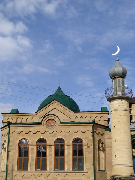 Соло по Дагестану. Самое-самое, без машины, 16 дней. Апрель-май 2021