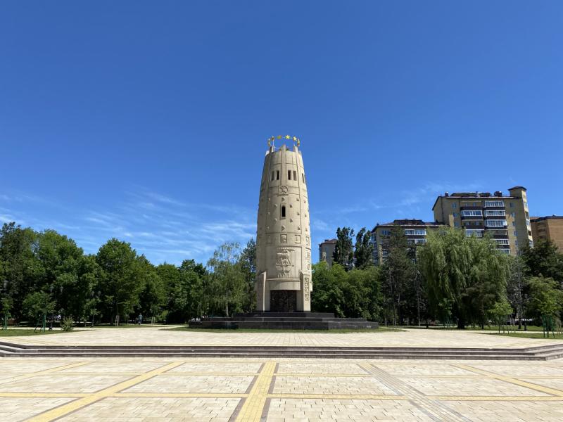 Адыгея и немного Краснодарского края, конец мая 2021