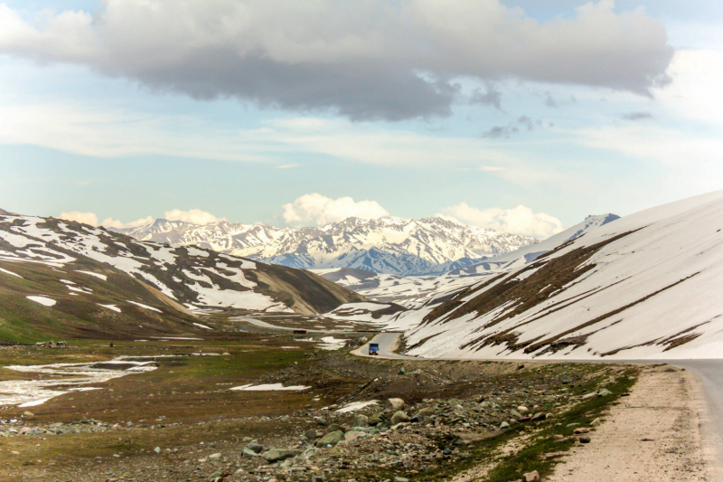 Киргизия на майские праздники