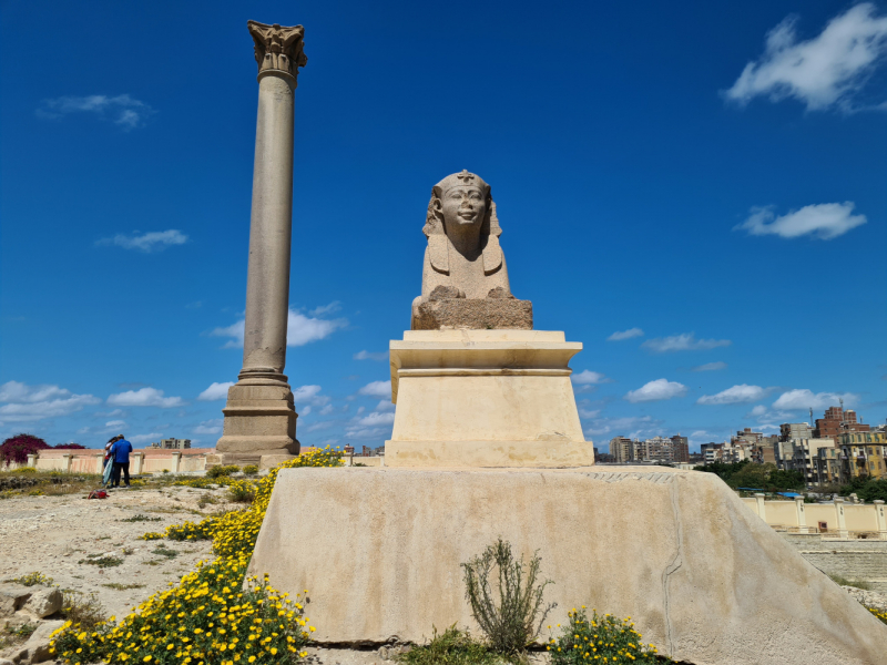 Египетская сила