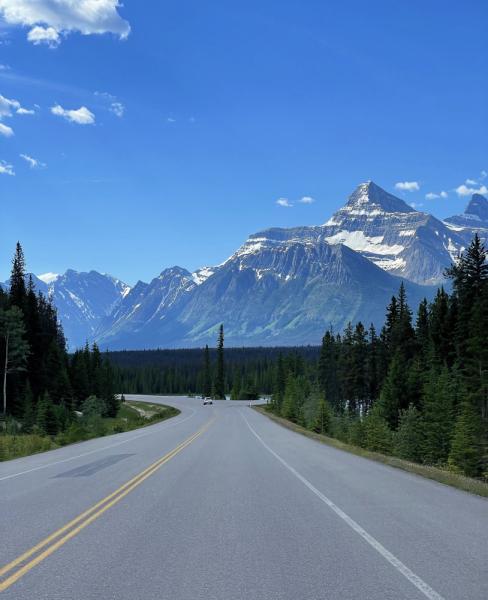 Canadian Rockies в июне 2021. Свобода!