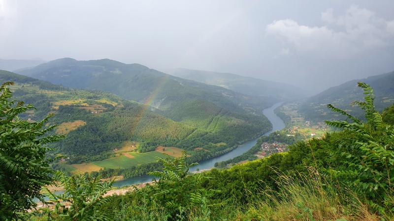 Сербия - Черногория на авто июль 2021