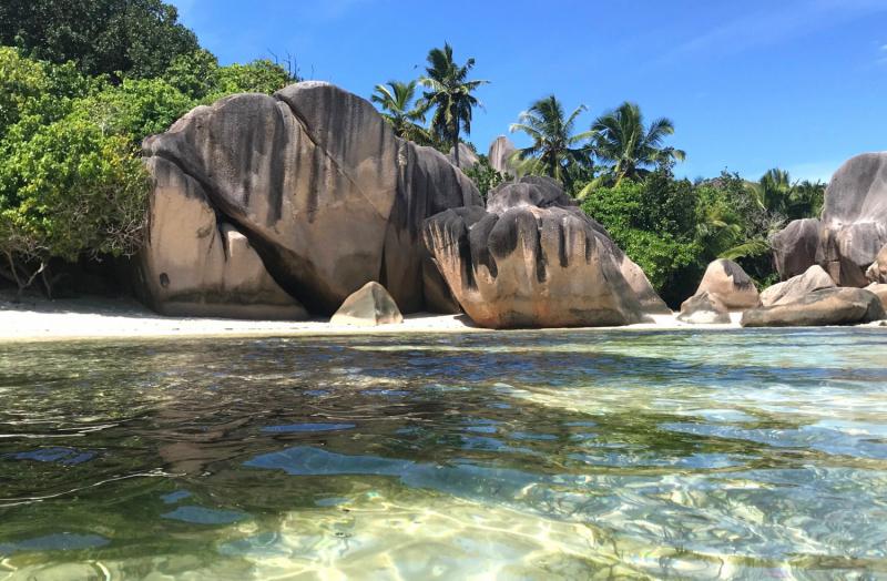 Тропы и пляжи Сейшел