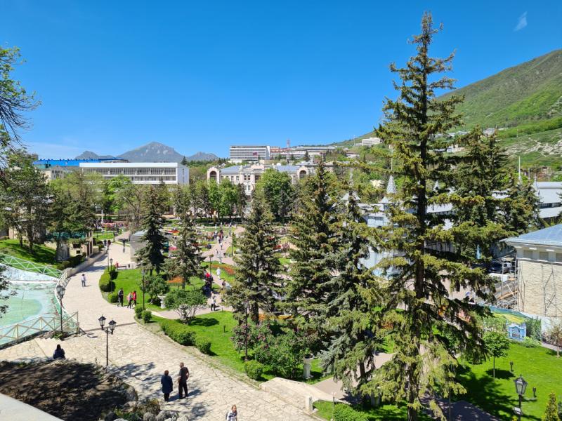 Мои Минеральные каникулы (Кавказкие Минеральные воды, май 2021)