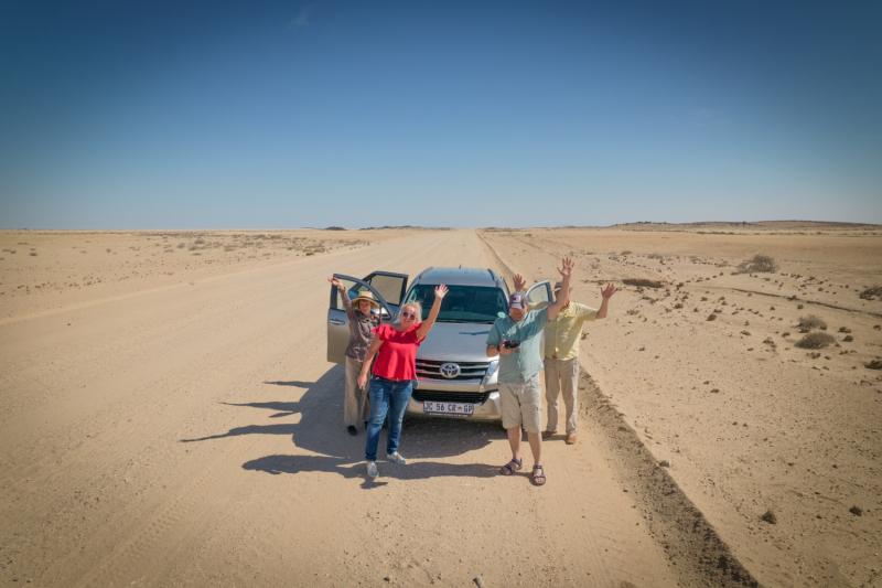 Южная Африка и Намибия : Через тернии к 45 Дюне или наше путешествие в Южную Африку и Намибию .