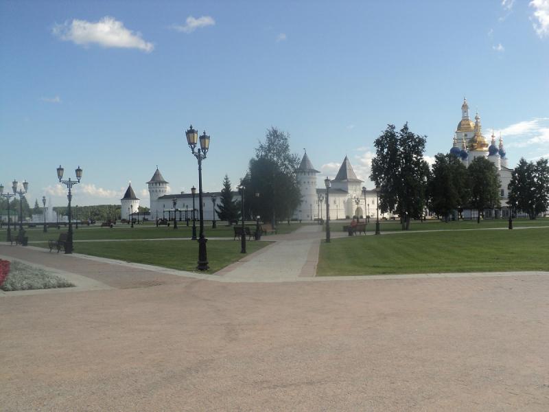 Тобольск. август 2021