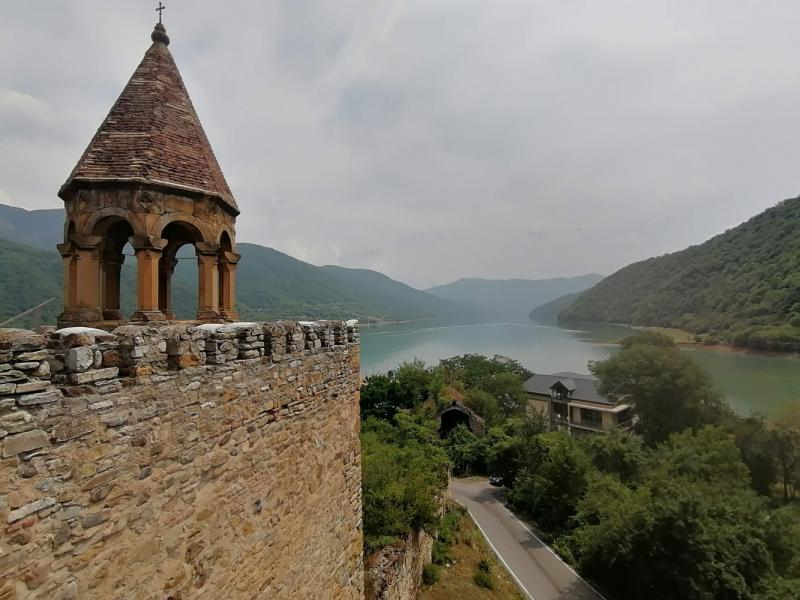 Трекинг по Сванетии (Местия - Ушгули) и ещё немного Грузии в июле 2021.