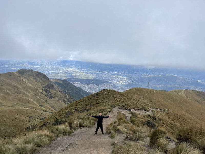 Эквадор + Галапагосы свежая информация