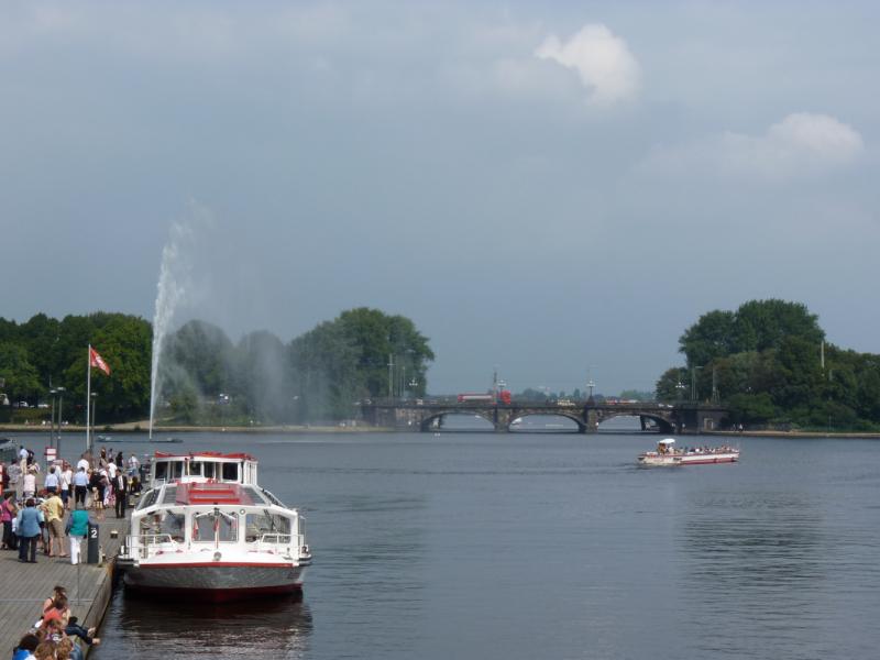 Поездка на север Германии – неделя в августе (Ганновер, Гамбург и Любек)
