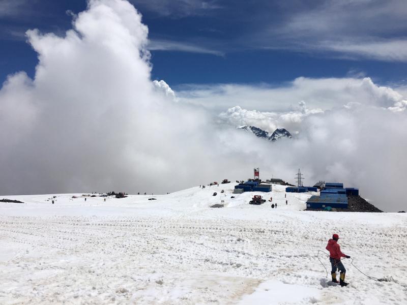Эльбрус с юга 2021, фотоотчет