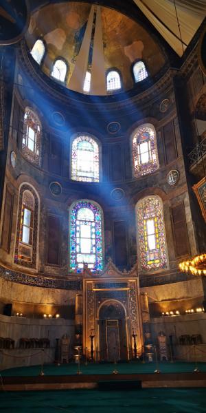 Турция 2021: Стамбул – Бергама (Пергамон) – Измир (Агора)  - Сельчук (Эфес) – Карахайят – Памуккале – озеро Салда – Конья – Каппадокия – Стамбул