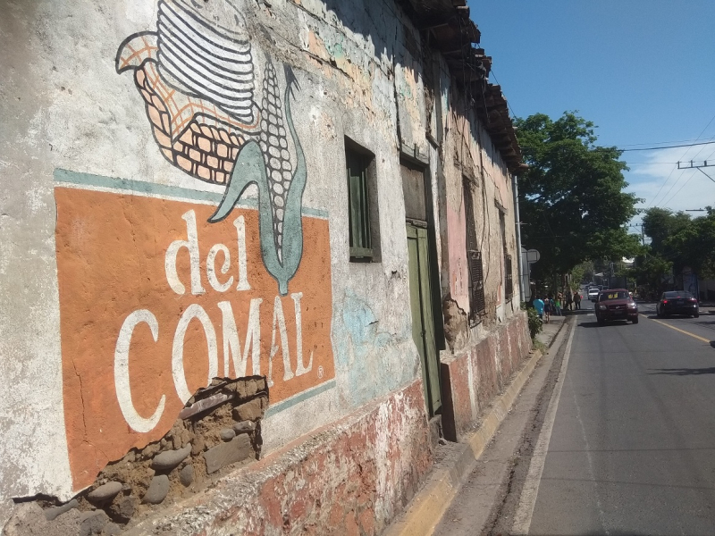 Мексика - Панама 2019г. Бомж трип.