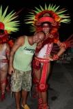 Бразильский карнавал в Сан-Паулу, в Рио-де-Жанейро и в Сальвадоре