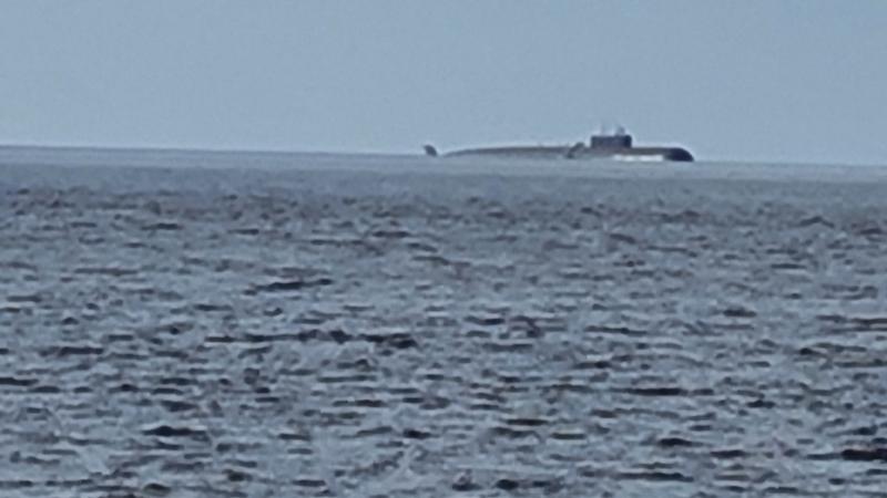 Кольский.Сплав на катамаранах по реке Умба в Белое море.