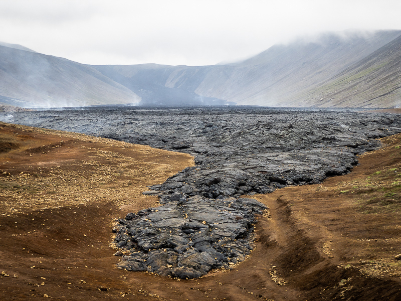 Исландия: 2021, первая неделя сентября. Не объяли необъятное.