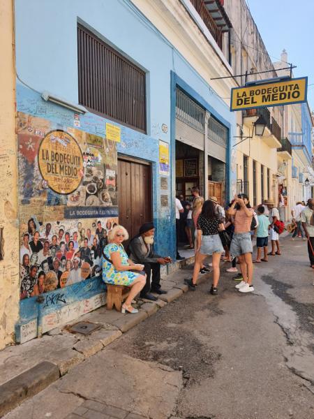 Куба на общественном транспорте. Февраль 2020