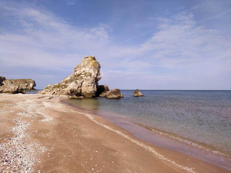 Крымская кругосветка в сентябре 2021. Две недели трекинга, моря, вина. Без машины.