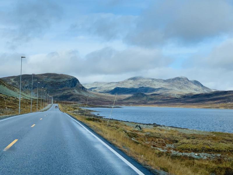 Норвегия - Увидеть всё за 4 дня!