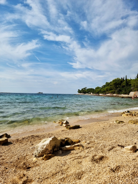 Наша Хорватия: по Истрии в сентябре