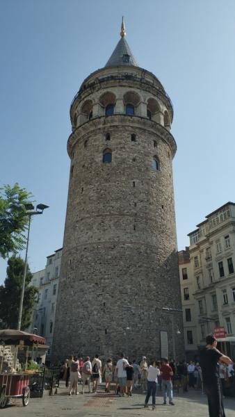Стамбул, Олюдениз. Вылазка в Памуккале на машине. Август 2021