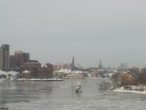 Питер-Турку-Стокгольм в марте 2010 года