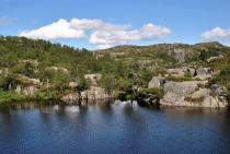 Солнечная Норвегия (август 2010, фотоотчет)