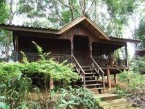 Tad Fane Resort. Лаос. Плато Болавен.