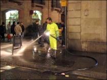 Что курит Барселона?... или четыре майских дня