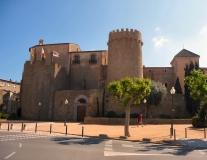 Города и городки Испании (Madrid, Santiago de Compostela, Gijón, Tossa-de-Mar, Barcelonа)
