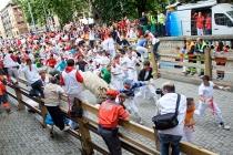 Фестиваль Сан-Фермин. Памплона. Испания